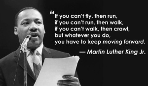 persistence martin luther king